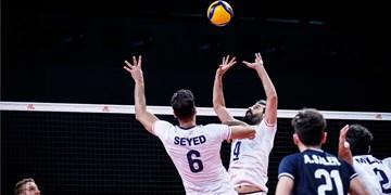 لیگ ملتهای والیبال| ترکیب ایران برای دیدار با فرانسه مشخص شد/ غفور بالاخره برگشت