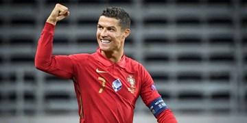 یورو 2020| رکورد جدید رونالدو با گلزنی در دیدار مقابل فرانسه