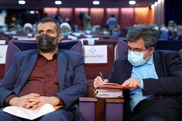 گردهمایی عوامل انتخابات ۱۴۰۰ در سالن همایشهای هتل ارم