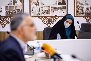 نشست نمایندگان اقشار مختلف با علیرضا زاکانی  نامزد سیزدهمین دوره انتخابات ریاست جمهوری