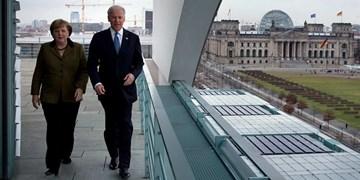 مرکل 24 تیر در کاخ سفید با بایدن دیدار میکند