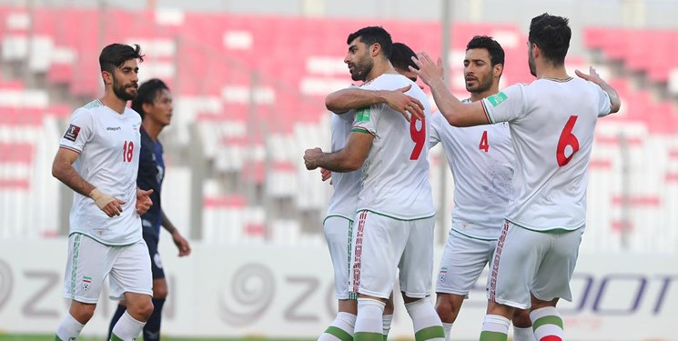 انتخابی جام جهانی| ایران کامبوج را 2 رقمی کرد/ تمرین گلزنی شاگردان اسکوچیچ برای بازی با عراق