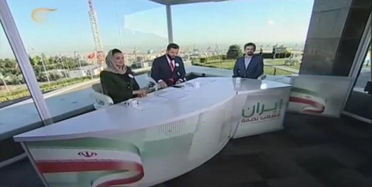 نظر میهمان ویژهبرنامه انتخاباتی المیادین درباره اختصاص ۸ دقیقه وقت به دولت