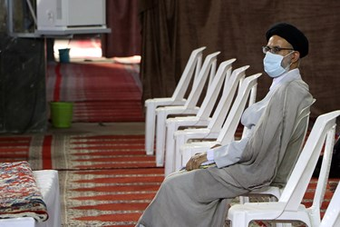 دیدار طلاب و روحانیون جوان با نماینده ولی فقیه در خوزستان