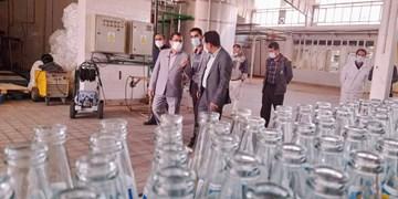 کارخانه تولید لبنیات در بویراحمد توسعه داده میشود