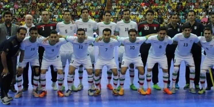 بررسی وضعیت حریفان  تیم ملی فوتسال در دور گروهی جام جهانی ۲۰۲۱ لیتوانی