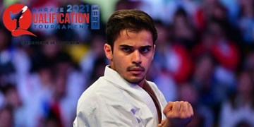 مسابقات کاراته گزینشی المپیک|شهرجردی به نیمه نهایی صعود کرد