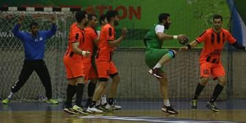 هندبال باشگاههای آسیا  پیروزی مقتدرانه مس ایران مقابل القطن یمن