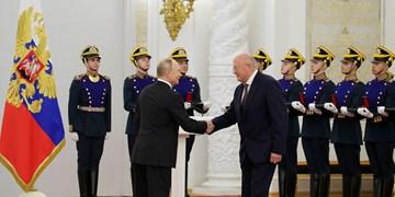 پوتین به سازندگان واکسن روسی «اسپوتنیک وی» جایزه اهدا کرد