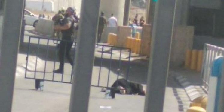 تیراندازی نظامیان صهیونیست به زن فلسطینی در شمال قدس اشغالی