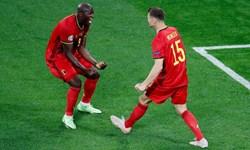 بلژیک تیمی با دو بازیکن 100 میلیون یورویی
