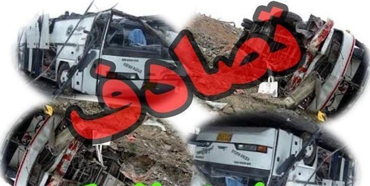 حادثه در آزادراه قزوین-رشت یک کشته بر جای گذاشت