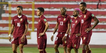 در آستانه دیدار با برزیل؛ 13 عضو تیم ملی ونزوئلا کرونایی هستند