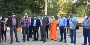 سفرفعالان اقتصادی کنیا به ایران/ بازدید از توانمندهای فناورانه ایران برای گسترش تعاملات دوجانبه