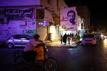 حال و هوای ستادهای انتخاباتی محسن رضایی  در بندر بوشهر