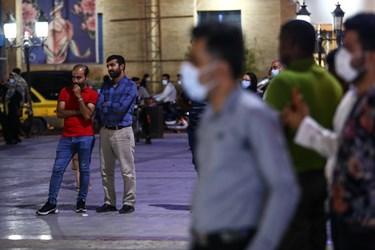 مردم نظاره گر  تریبون آزاد انتخاباتی