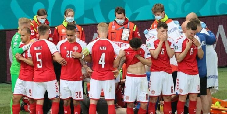 مطبوعات اروپا در حمایت از اریکسن ؛ اوج زیبایی فوتبال با معجزه در زمین +تصاویر