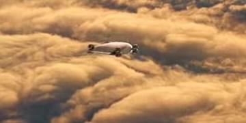 ساخت  اتوبوس هوایی خودران با ظرفیت 40 نفر+فیلم