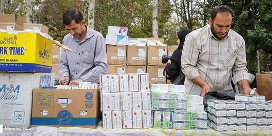 کشف ۴ میلیارد تومانی اسانس و مواد اولیه افزودنی قاچاق