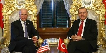 اردوغان: درباره پرونده اف-35 و دیگر مسائل دفاعی با بایدن گفتوگو میکنم