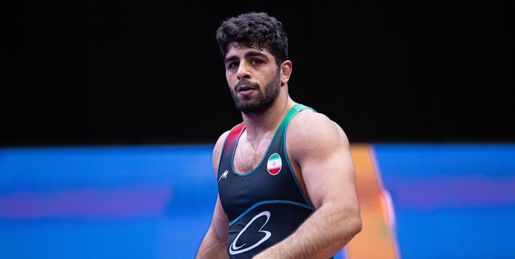المپیک توکیو| صعود دومین فرنگیکار ایران/ساروی هم برد