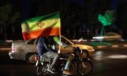 گزارش تصویری| کارناوال خودرویی حامیان آیت الله سید ابراهیم رئیسی