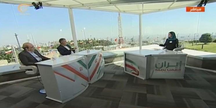 مناظره عبدی و نقویحسینی در المیادین؛ عبدی: همتی و مهرعلیزاده درجه سه هستند
