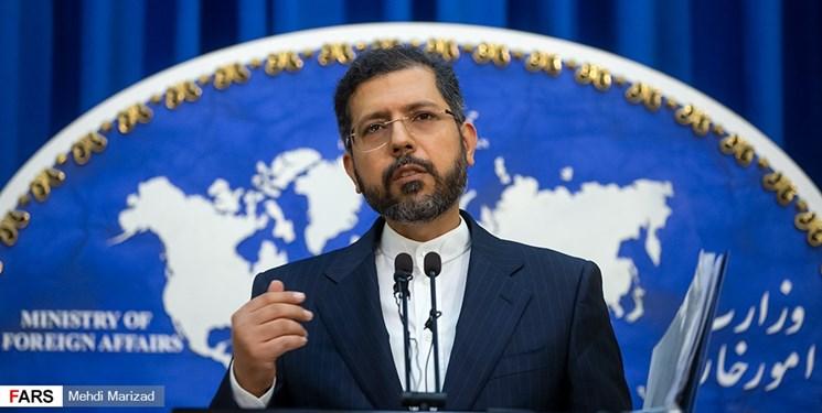 Иран резко ответил представительству иностранных дел израильского режима