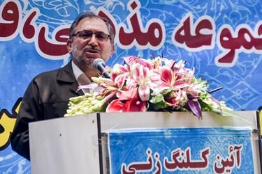 سخنرانی پاکمهر، نماینده مجلس شورای اسلامی
