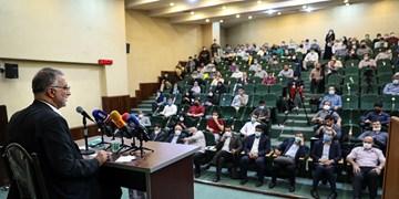 نشست علیرضا زاکانی با اساتید و دانشجویان