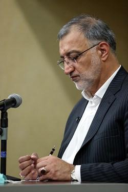 علیرضا زاکانی نامزد انتخابات سیزدهمین دوره انتخابات ریاست جمهوری