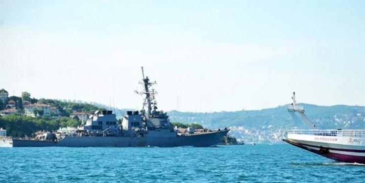 ورود دو کشتی جنگی ناتو به دریای سیاه همزمان با نشست این ائتلاف نظامی
