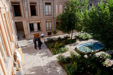 خانه تاریخی کلکتهچی (صلحجو)  در خیابان تربیت