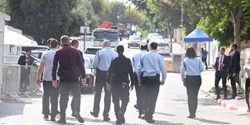 تدابیرشدید امنیتی نزدیک اقامتگاه نخست وزیر جدید رژیم صهیونیستی