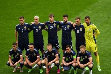 گزارش تصویری از دیدار تیم های اسکاتلند و جمهوری چک