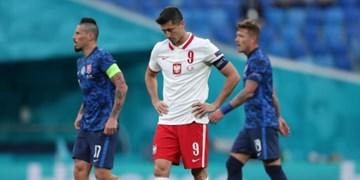 یورو 2020| سرمربی اسلواکی: برای مهار لواندوفسکی خیلی تمرین کردیم / سوسا: لهستان باید شجاعانه تر بازی کند
