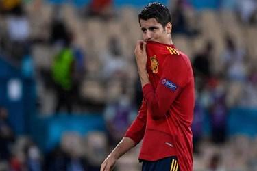 گزارش تصویری از دیدار تیم های اسپانیا و سوئد