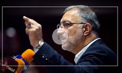 زاکانی: حاضرم هر نوع فداکاری برای پیروزی جبهه انقلاب بکنم/ همتی خواب آشفته دیده
