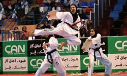 برترینهای مسابقات تکواندو هانمادانگ در کرمانشاه معرفی شدند