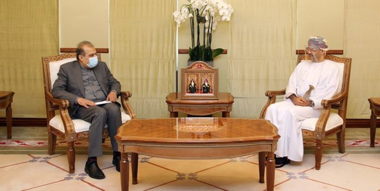 دیدار دستیار ارشد وزیر خارجه ایران با وزیر خارجه عمان