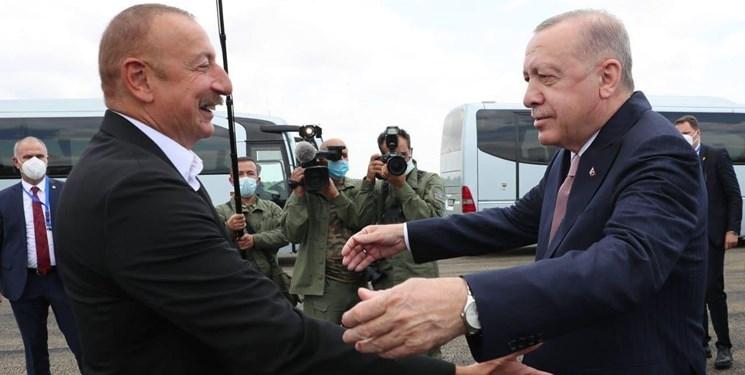 بازدید اردوغان از شهر آزاد شده «شوشا» در قرهباغ کوهستانی+تصاویر