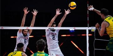لیگ ملتها والیبال| نتایج کامل روز یازدهم و برنامه بازیهای روز دوازدهم/ ایران پایینتر از ژاپن +جدول