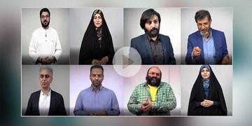 دعوت مردم به حضور در انتخابات توسط شعرای کشور