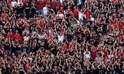 یورو 2020 رکورد حضور تماشاگر در دوران پسا کرونا/ 61 هزار نفر تماشاگر دیدار مجارستان - پرتغال+عکس و فیلم