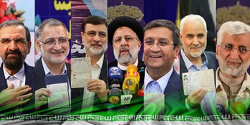 بررسی کلانداده میزان توجه به کاندیداهای ریاستجمهوری در فاصله ۴ روزمانده به انتخابات