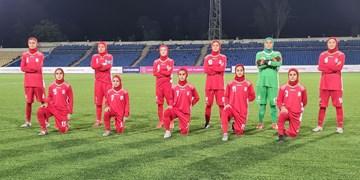 تیم ملی فوتبال بانوان به جام ملتهای آسیا صعود کرد