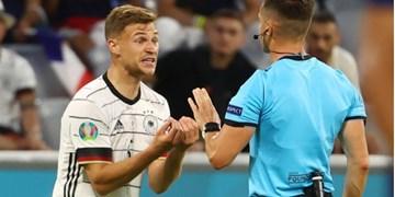 یورو 2020|کیمیش:حق آلمان باخت نبود