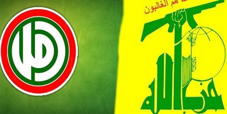 حزبالله و امل: قوای خارجی، لبنان را میان انتخاب مقاومت یا فروپاشی مختار کردهاند