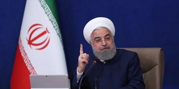 رئیسجمهور: راه گله کردن قهر از صندوق نیست و قهر با صندوق هیچ مشکلی را حل نمیکند