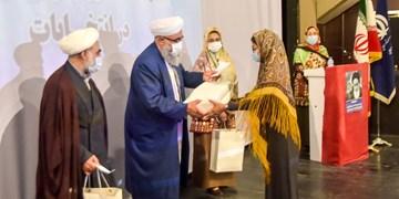 همایش «حماسه حضور» بانوان اهل سنت خراسان شمالی برگزار شد
